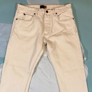 men's JCrew 770 Japanese selvidge jean, 32/32, NEW